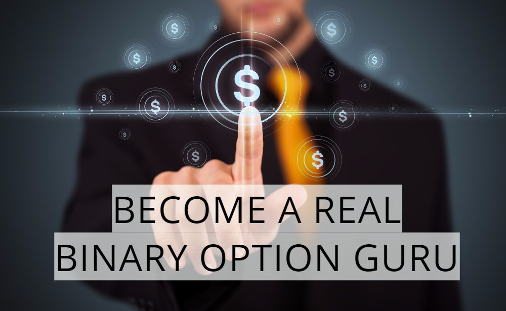 Binary options guru
