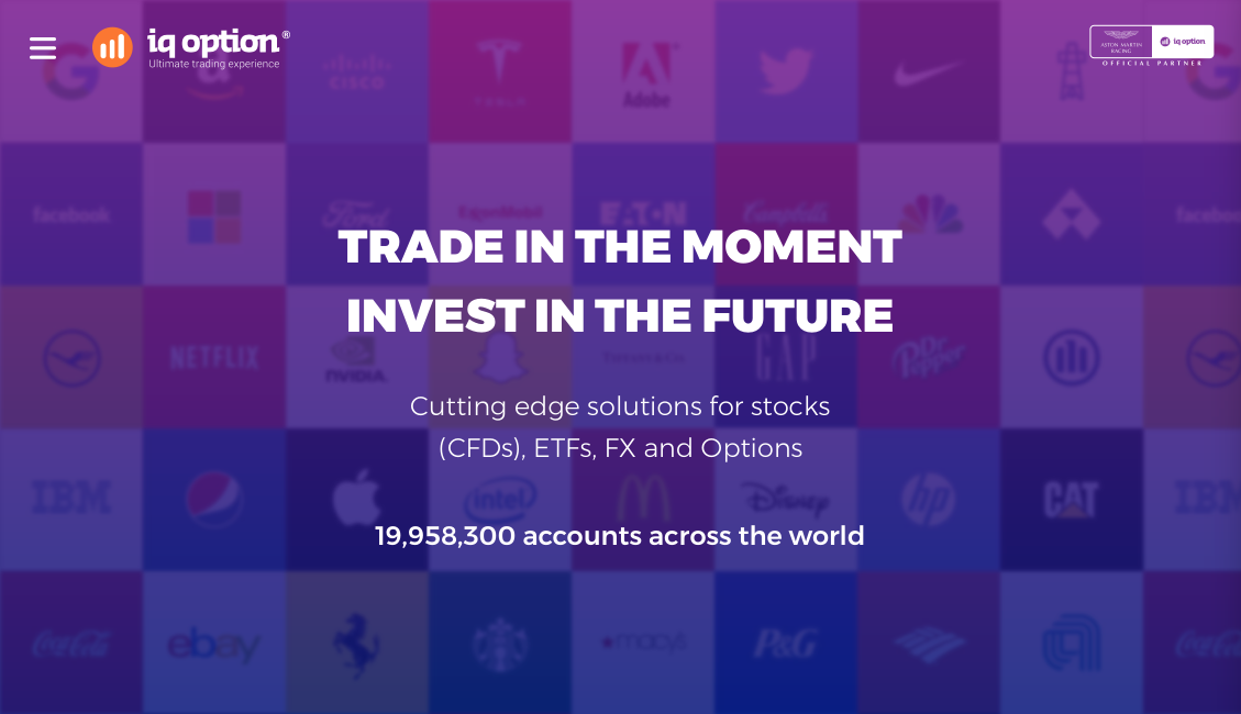 Forex, digital options, ETFs and CFDs coming in July – IQ Option