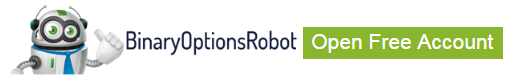 Binary Options Robot open account