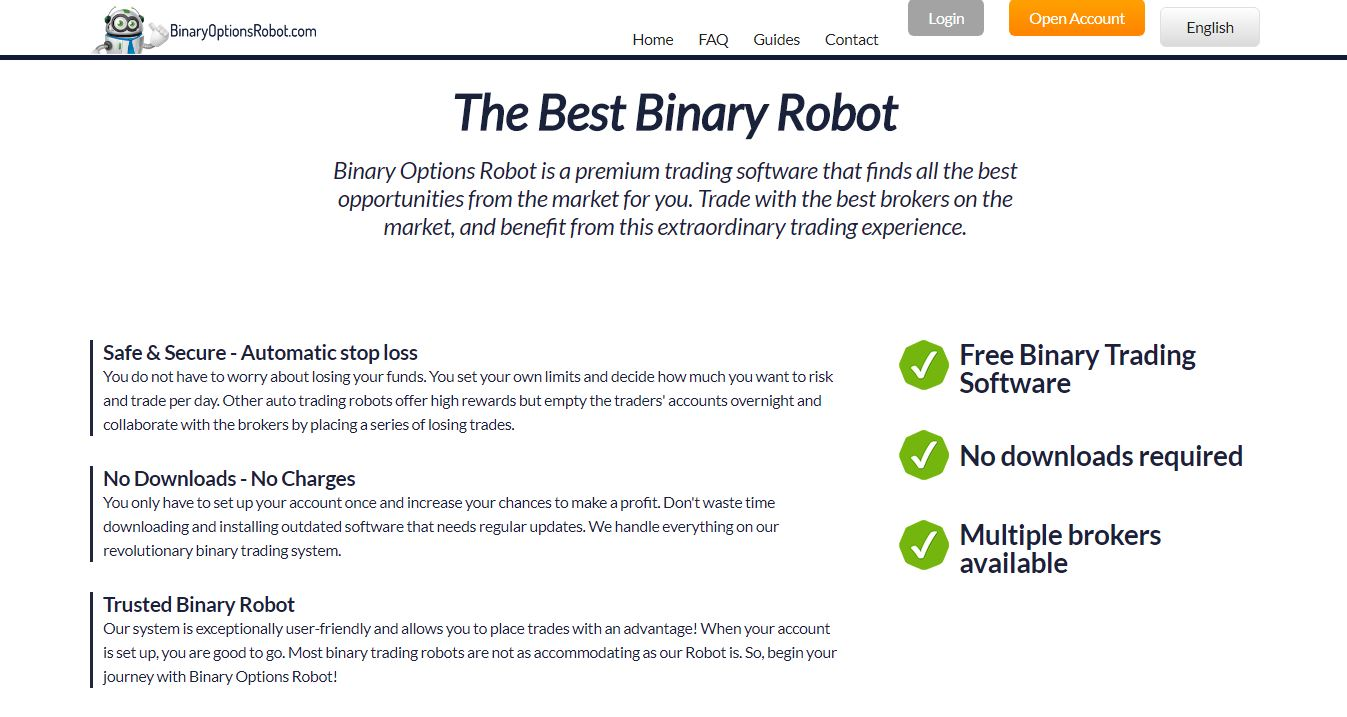 best-binary-robot