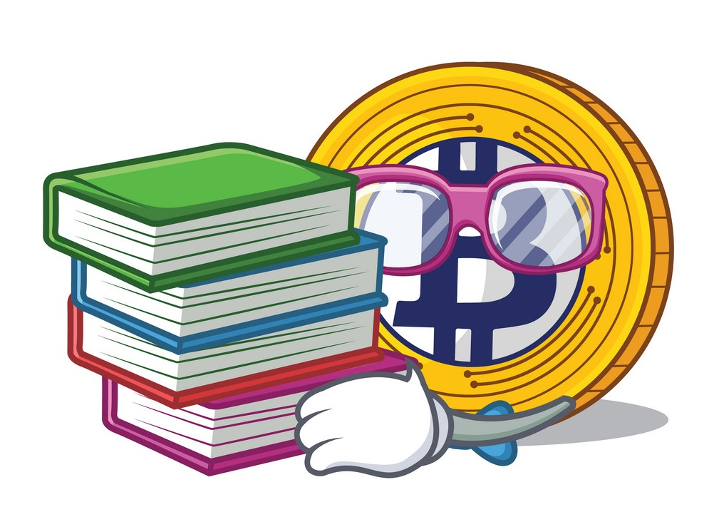 BOOKS ABOUT CRYPTOCURRENCY, WHICH ARE WORTH ТО READ!