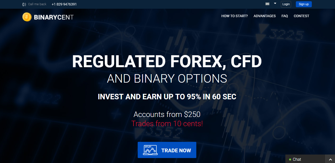 Binary options okpay