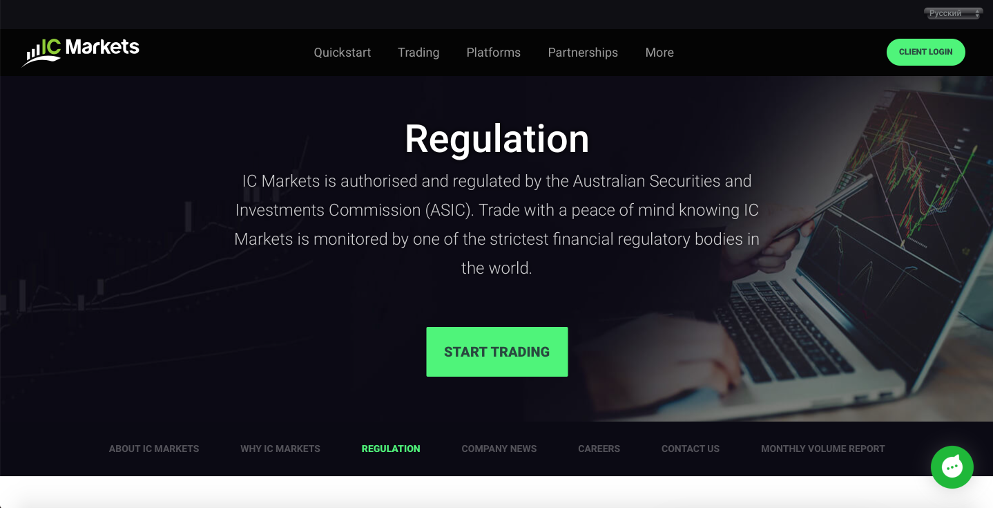 IC Markets обзор