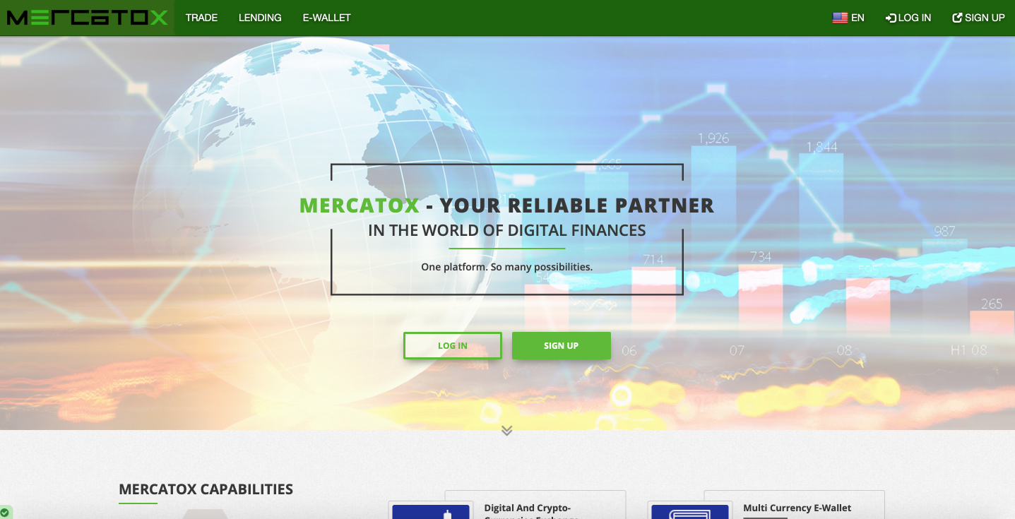 Mercatox trading platform review